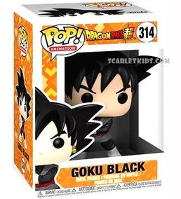 Funko Pop Dragon Ball Z Goku Black 314 Original Scarletkids