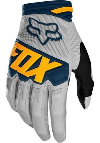Imagen 1 de 4 de Guantes Fox Dirtpaw Motocross ( Light Grey) #22751-097