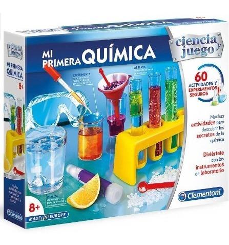Laboratorio De Quimica Clementoni - Abasto