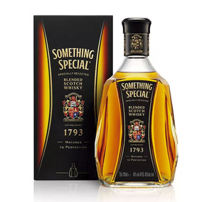 Whisky Something Special 0,75l Botella Lf