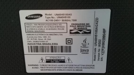 Alto Falantes Tv Samsung Un40h5100ag