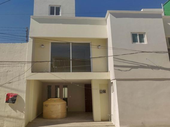 Renta Casa En Toluca Amplia Con Excelente Ubicación 3 Recama