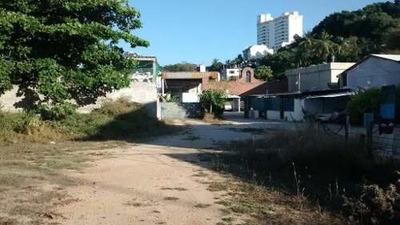 Terreno En Fracc. Las Playas Av. Adolfo Lopez Mateos