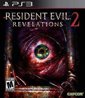 Resident Evil Revelations 2 Ps3 Digital || Entrega Inmediata