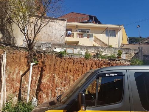 Terreno Com Casa Residencial Estuda Permuta Até R$200.000 Apto. - Mi124747