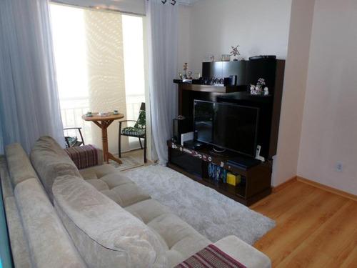 Imagem 1 de 24 de Apartamento Residencial À Venda, Vila Antonieta, São Paulo. - Ap5089