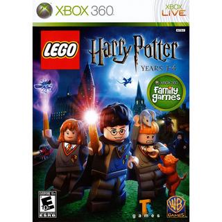 Juego Lego Harry Potter Xbox 360 Nuevo Original