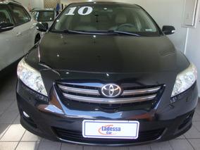 Toyota Corolla 2010 1.8 16v Se-g Flex Aut. 4p