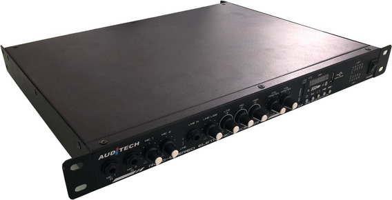 Mixer Amplificado R200 260wrms