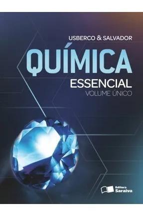 Química Essencial - Vol. Único - 4ª Ed. 2012 Professor