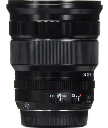 Lente Fujifilm Xf 10-24mm F/4 R Ois
