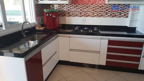 Imagem 1 de 30 de Casa À Venda, 214 M² Por R$ 700.000,00 - Jardim Miriam - Vinhedo/sp - Ca1222