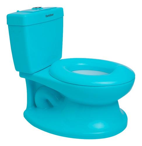 Pelela Aprendizaje Tipo Wc Sonido Cisterna Colores Metinca