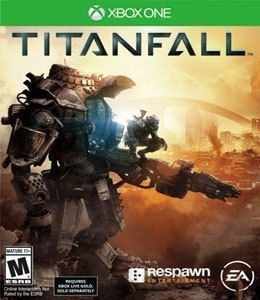 Titanfall Xbox One Original Midia Fisica Usado