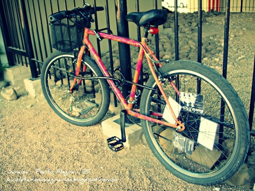 Doaçao De Bike