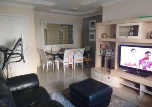 Imagem 1 de 11 de Apartamento À Venda, 120 M² Por R$ 699.000,00 - Belenzinho - São Paulo/sp - Ap0276