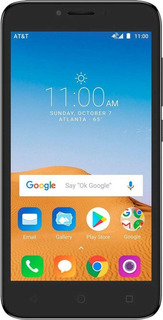 Alcatel Tetra 16gb Rom,2gb Ram,5mp,os 8.1 +forro +vid (60us)