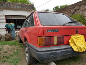 Ford Escort 1.6 Lx Aa 1989