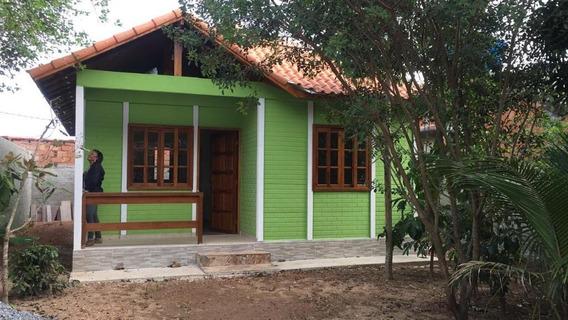 Casa Em Monte Verde (manilha), Itaboraí/rj De 60m² 2 Quartos À Venda Por R$ 300.000,00 - Ca287161