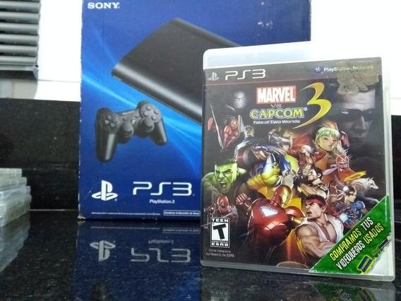 Marvel Vs. Capcom 3 Playstation 3 Ps3