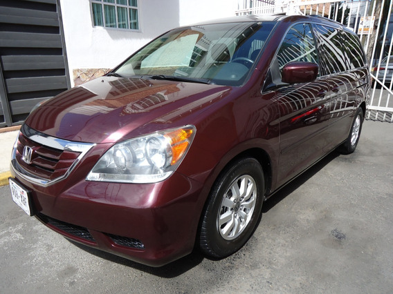 Honda Odyssey 2010 Exl