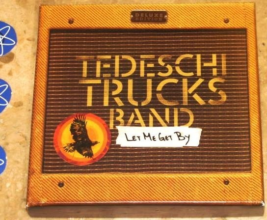 Box 2 Cd Imp Tedeschi Trucks - Let Me Get By (2016) Dlx Edt.
