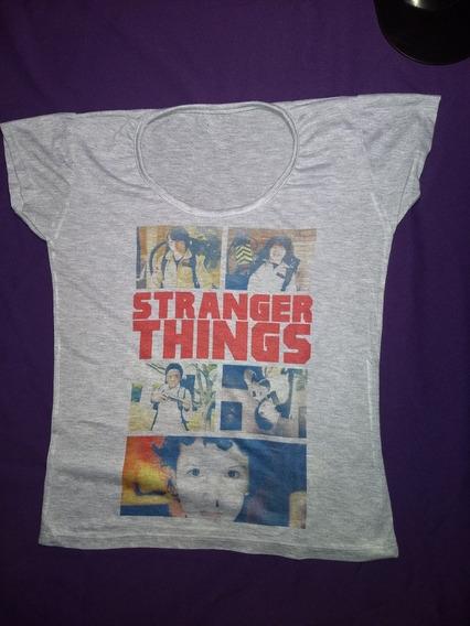 Remera Stranger Things Talle S