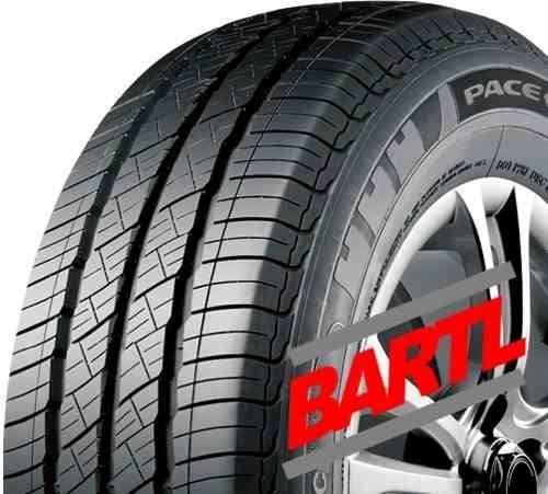 Cubierta 195 R15 Carga Pace Pc08 Colocada Neumático