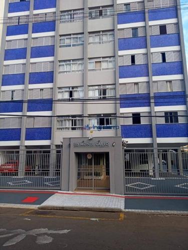 Imagem 1 de 20 de Apartamento À Venda, 80 M² Por R$ 265.000,00 - Centro - Londrina/pr - Ap1258