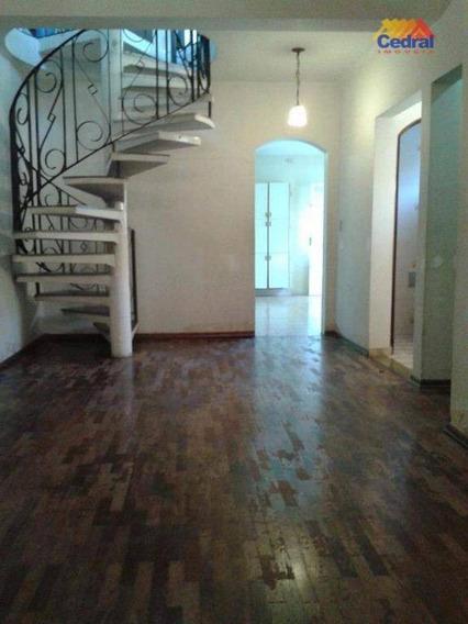 Sobrado Com 4 Dormitórios À Venda, 311 M² Por R$ 585.000,00 - Vila Mogilar - Mogi Das Cruzes/sp - So0431