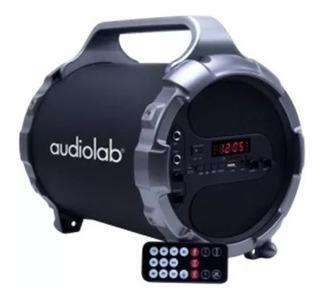 Bazooka 8 Bt/usb/sd/fm/c.remoto Colores , Audiolab