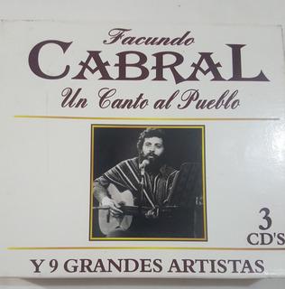 Facundo Cabral Y Otros Más