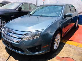 Ford Fusion Se Modelo 2012 Azul