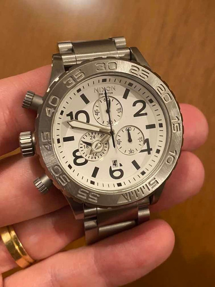 Relógio Nixon Aço Inoxidável - Excelente Estado