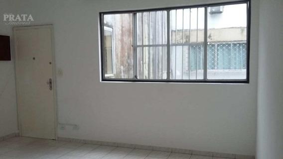 Estivadores Sem Elevador Vila São Jorge 3 Dorm Sala Ampla, Área - A398265