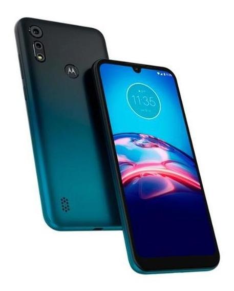 Smartphone Motorola Moto E6s 32gb 13+2mp 6,1 Azul