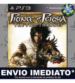 Prince Of Persia The Two Thrones Hd Ps3 - Midia Digital Psn