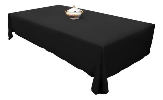 Toalha De Mesa Retangular 150x300 Oxford P/ Festa+brinde