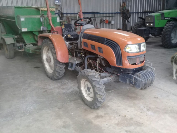 Tractor Hanomag 304 30 Hp, Doble Traccion Usado