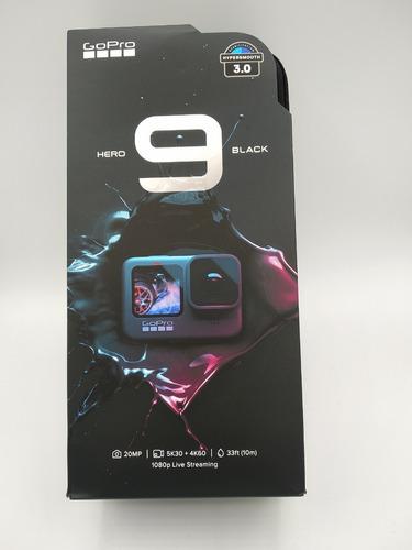 Câmera Digital Gopro Hero 9 Black 5 K 20 Mp Original