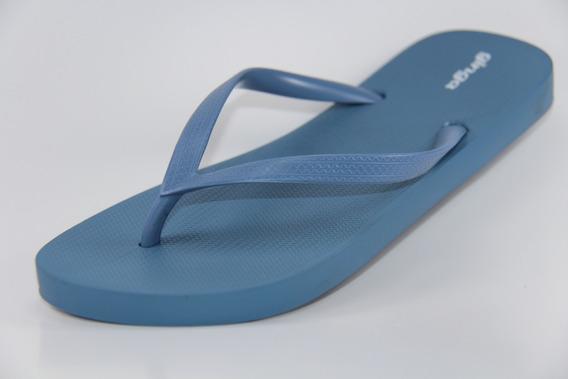 Ojota Ginga Unisex Azul Aero