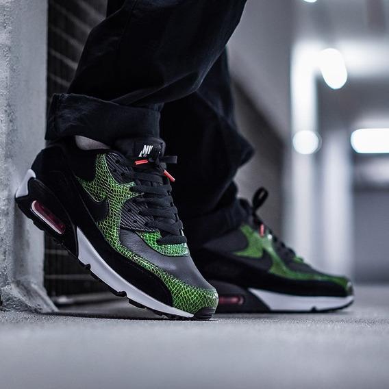 Nike Air Max 90 Python Green