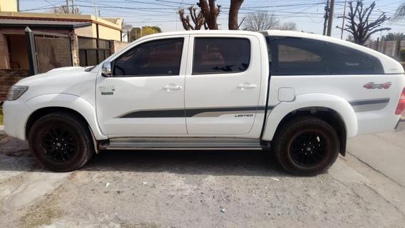 Toyota Hilux 3.0 Cd Srv Limited 171cv 4x4 5at.