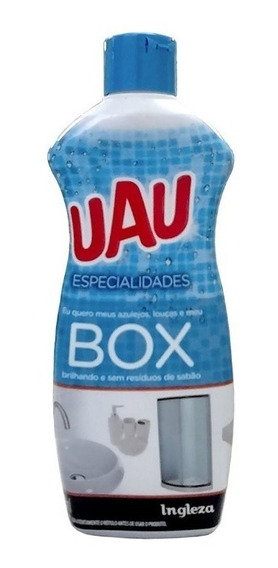 Limpa Box Uau Especialidades 200ml