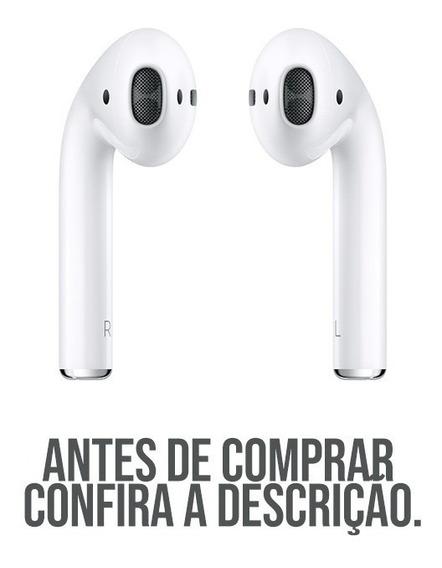 Fone De Ouvido Airpod Powerlast Bluetooth iPhone Samsung Gf7