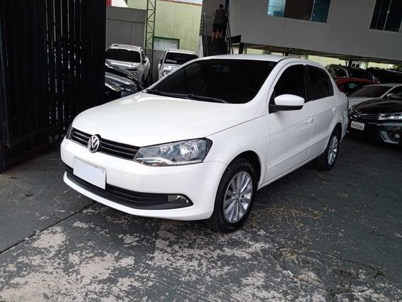 Volkswagen Voyage Confortline 1.6 Flex 2014 Branco