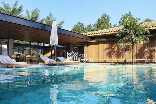 Casa Com 5 Dormitórios À Venda, 713 M² Por R$ 9.000.000 - Fazenda Vila Real De Itu - Itu/sp - Ca2185