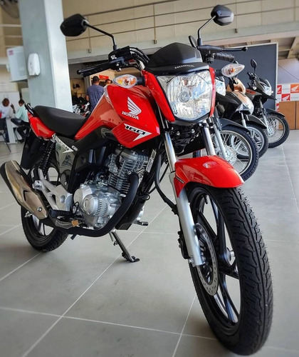 Honda Fan 160 Abs