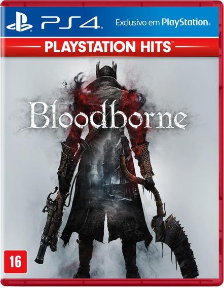 Bloodborne Hits - Ps4