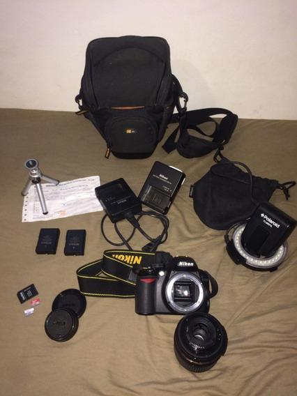 Kit Camera Nikon 3100
